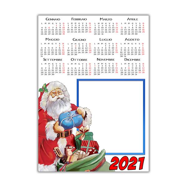 Natale 2021 Calendario.Calendario Annuale Natale Da Muro Cod 5349 Foto Elite