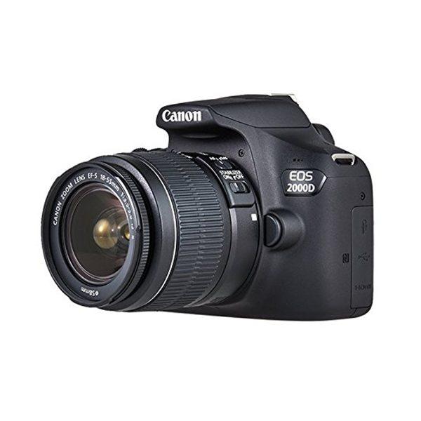 CANON EOS 2000D + 18-55 (2)