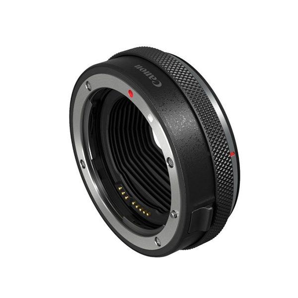 Canon EF-EOS R con anello di controllo (2)