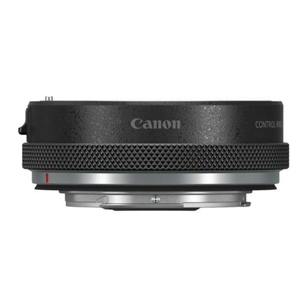 Canon EF-EOS R con anello di controllo