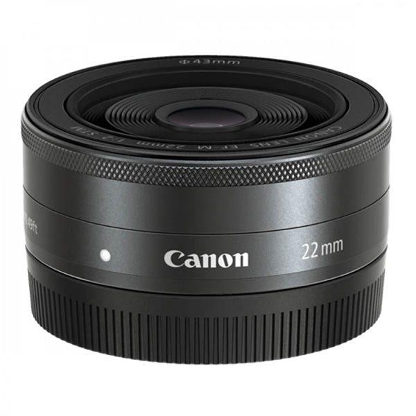 Canon EF-M 22 f2