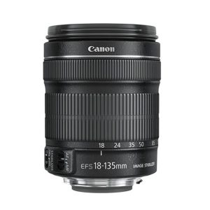 Canon EF-S 18-135mm f3.5-5.6 IS STM