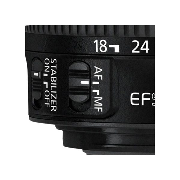 Canon EF-S 18-55mm f3.5-5.6 IS STM (2)