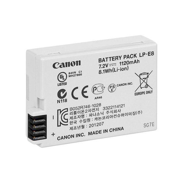 Canon LP-E8 (2)