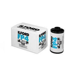ILFORD FP4 PLUS 125 135