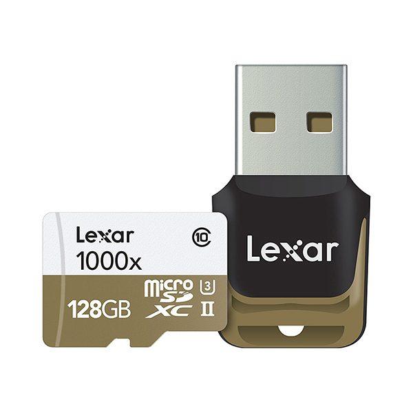 Lexar Micro SD 128 GB 1000X