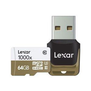 Lexar Micro SD 64 GB 1000X