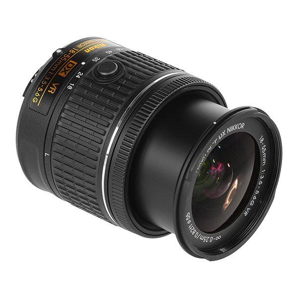 Nikon AF-P DX NIKKOR 18-55mm f3.5-5.6G VR (2)