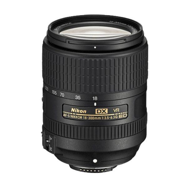 Nikon AF-S DX NIKKOR 18–300 mm f3.5–6.3G ED VR