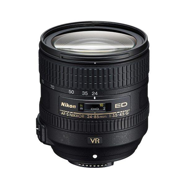 Nikon AF-S NIKKOR 24-85 mm f3.5-4.5G ED VR
