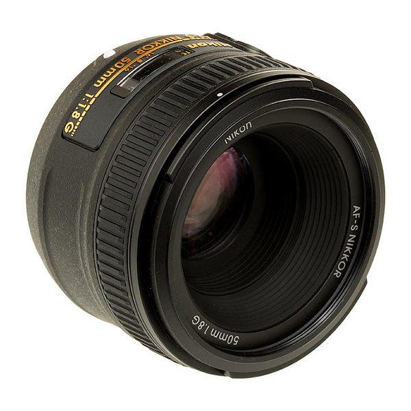 Nikon AF-S NIKKOR 50 mm f1.8G (2)