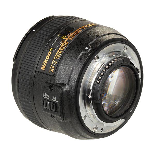 Nikon AF-S NIKKOR 50mm f1.4G (3)