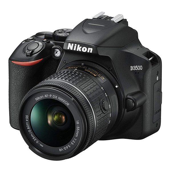 NIKON D3500 + 18-55