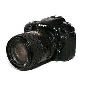 Nikon D7500 + 18-300