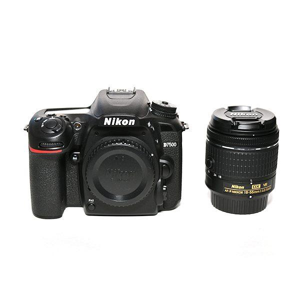 Nikon D7500 + 18-55 (2)