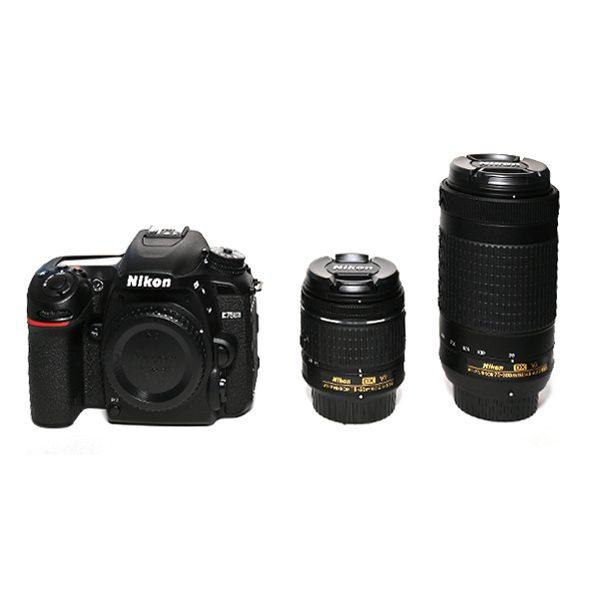 Nikon D7500 + 18-55 + 70-300 (2)