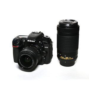 Nikon D7500 + 18-55 + 70-300