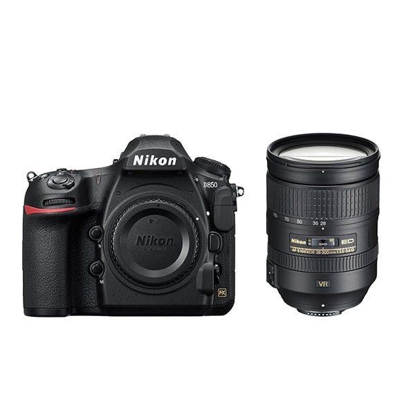 Nikon D850 + 28-300
