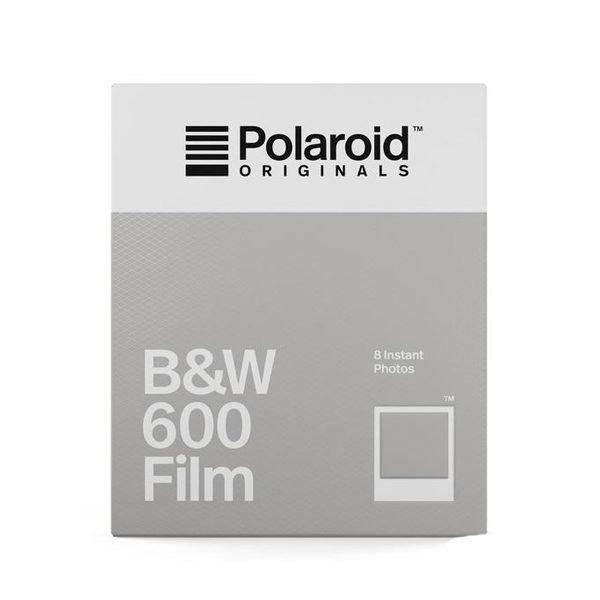 Polaroid Originals 600 B&W Film