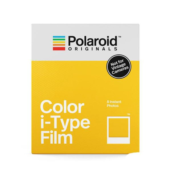 Polaroid Originals I-Type Color film