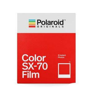 Polaroid Originals SX-70 Color Film
