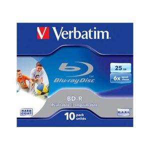 Verbatim BRD printable