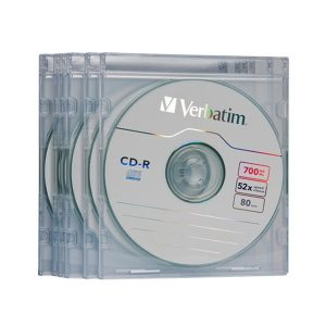Verbatim CD-R Jewel Case