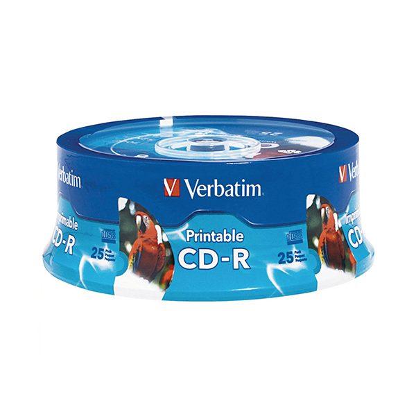 Verbatim CD-R printable