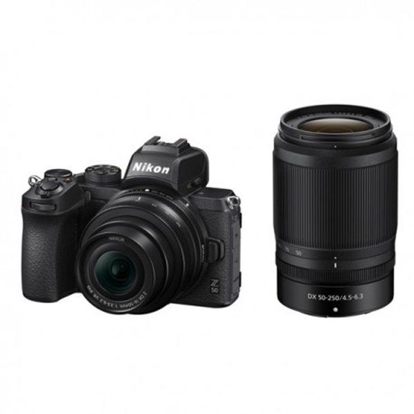 KIT Nikon Z 50 + 16-50 + 50-250 (3)