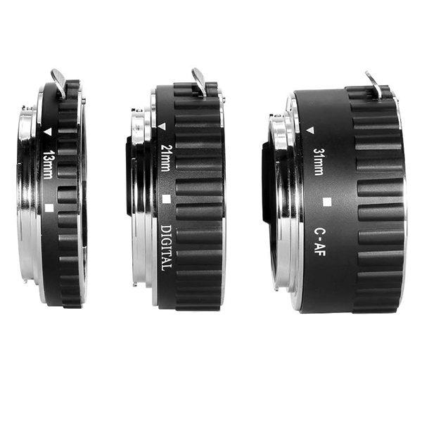 TUBI MACRO Canon (attacco in metallo) (3)