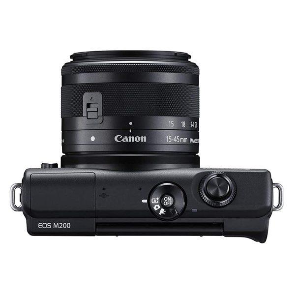 CANON EOS M200 + 15-45 (2)