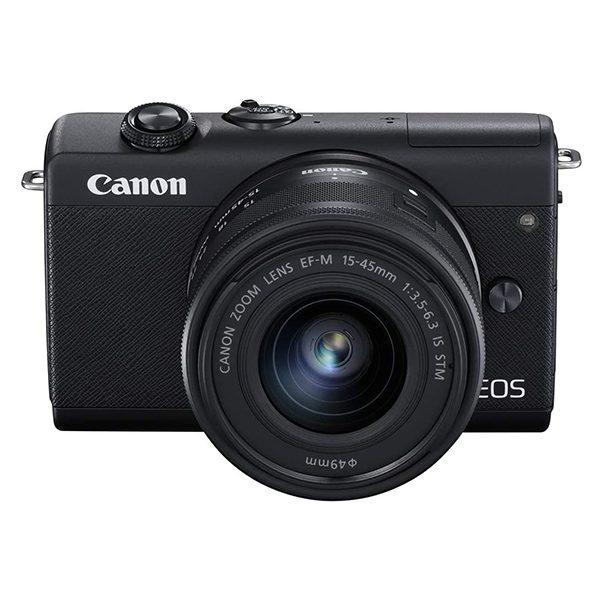 CANON EOS M200 + 15-45