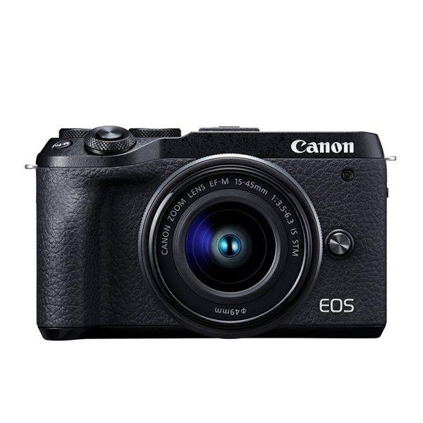 CANON EOS M6 Mark II + 15-45