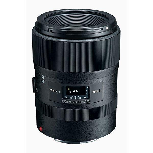 Tokina ATX-i 100mm f2.8 Macro Canon