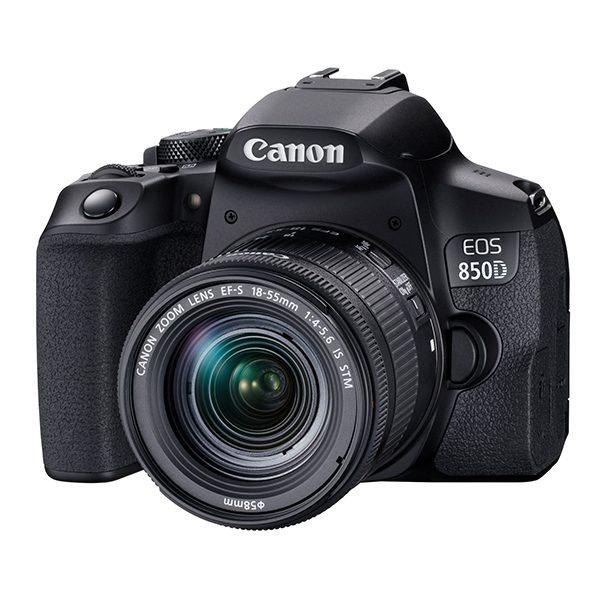 CANON EOS 850D + 18-55