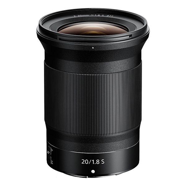 Nikon NIKKOR Z 20mm f1.8 S