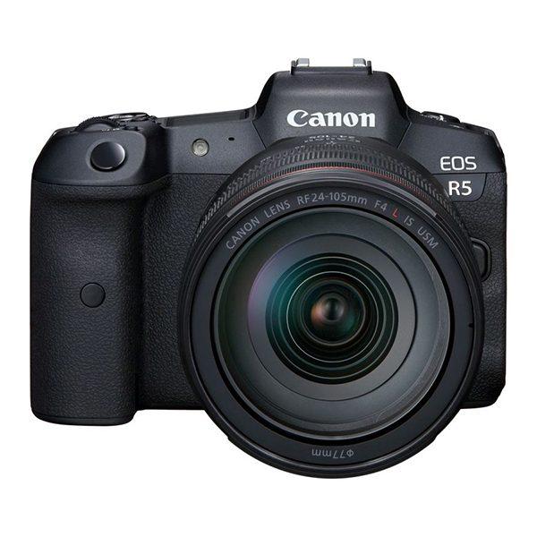 CANON - EOS R5-24-105 - 001