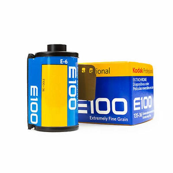 KODAK EKTACHROME E100 100-36 DIAPOSITIVA (2)