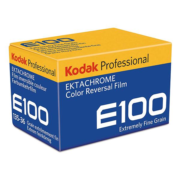 KODAK EKTACHROME E100 100-36 DIAPOSITIVA