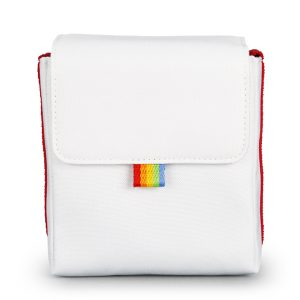 POLAROID - BAG WHITE RED - 001