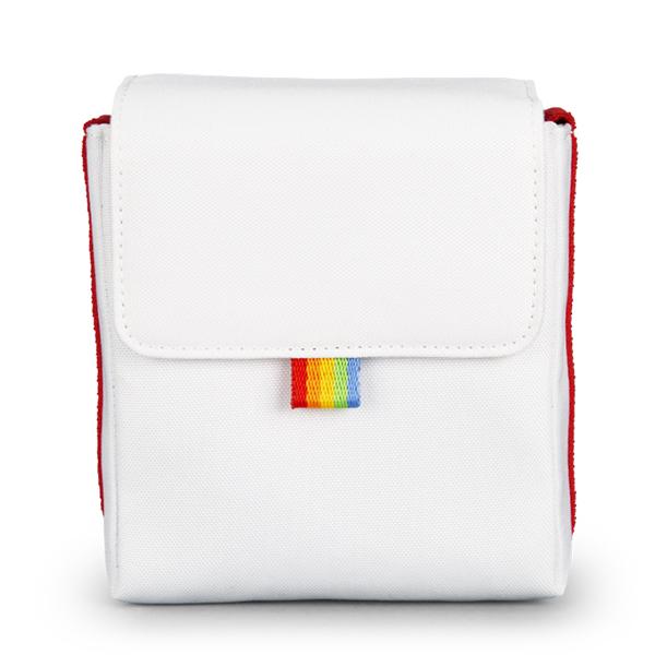POLAROID - BAG WHITE RED - 001
