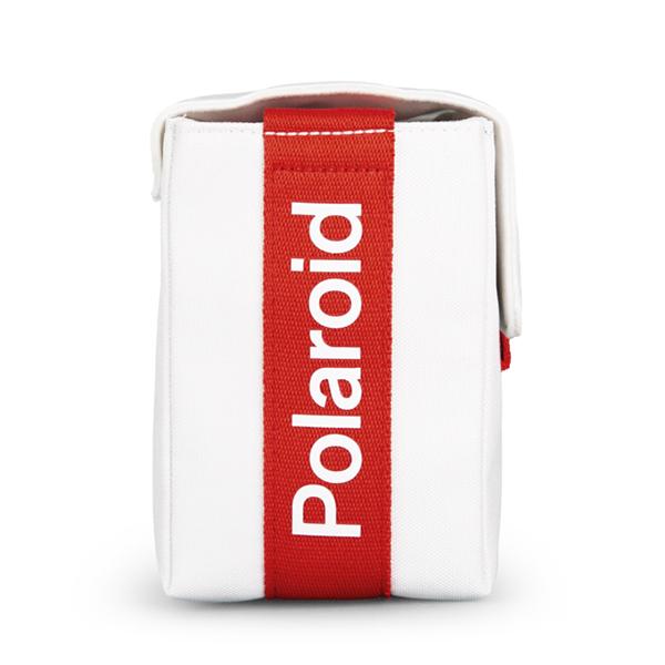 POLAROID - BAG WHITE RED - 002
