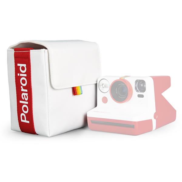 POLAROID - BAG WHITE RED - 003