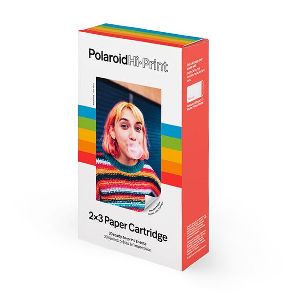 POLAROID CARTRIDGE HI-PRINT (3)